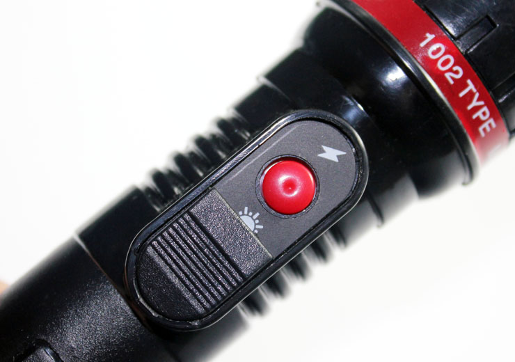 3w1002型迷你袖珍强光电击器
